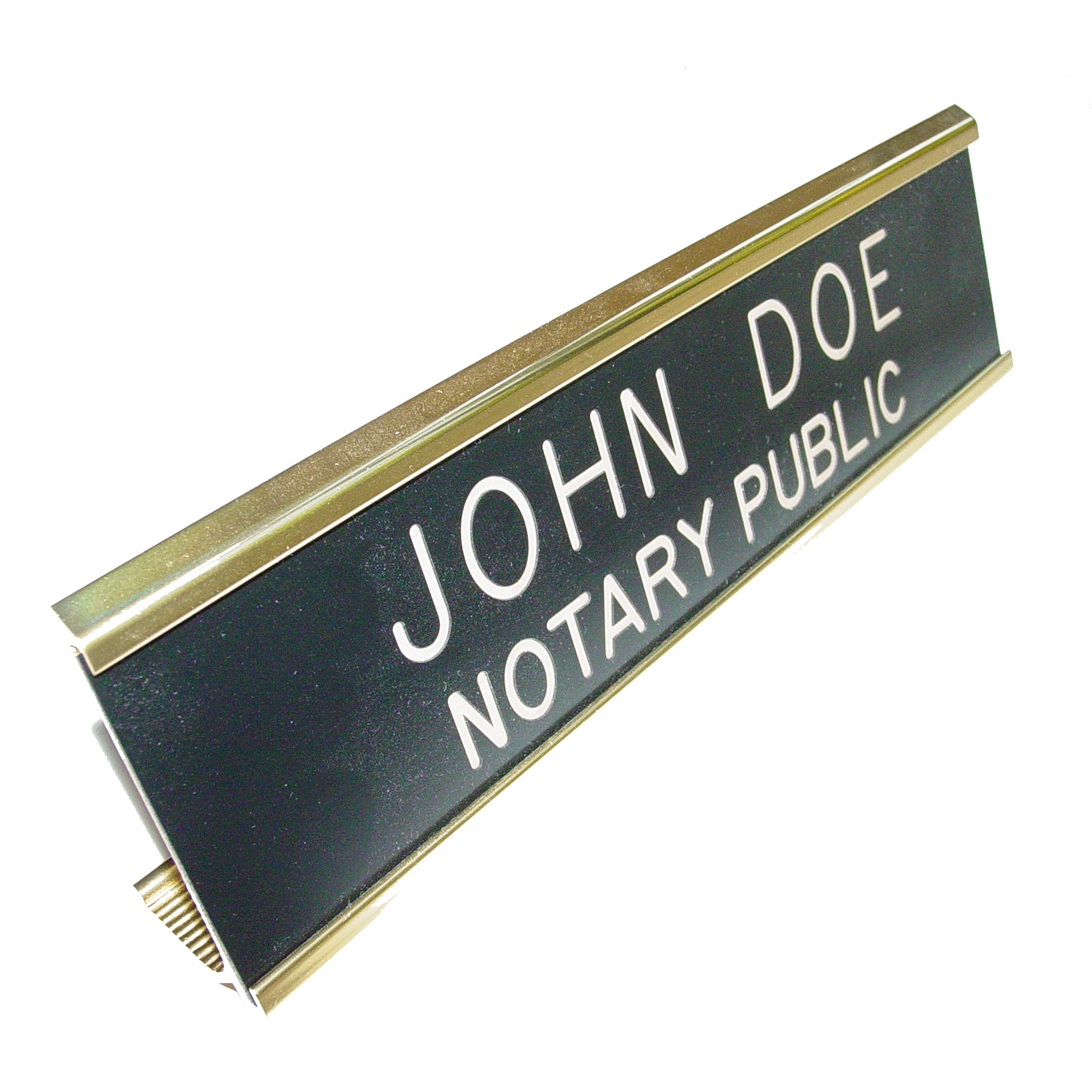 Missouri Notary Desk Sign