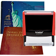 Missouri Notary Supplies Value Package - Includes Trodat P4 Notary Stamp (MO)
